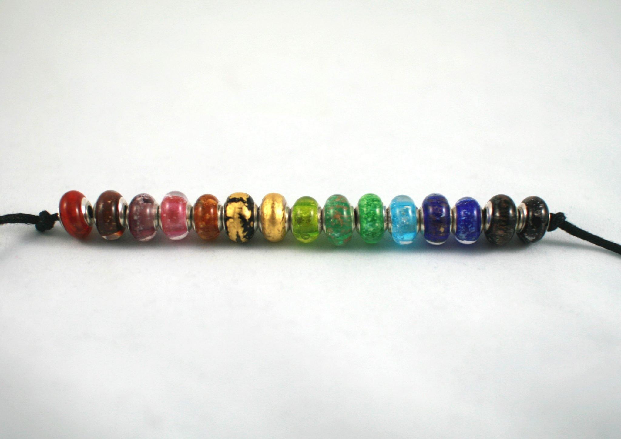 Pandora Style Memorial Charm Beads Range 925 Silver
