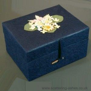 Natural burial urn