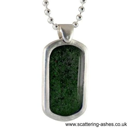 Dog Tag: Ashes into Jewellery UK