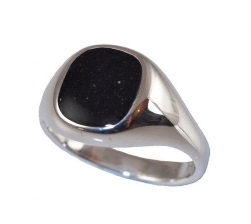 memorial signet ring