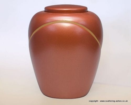 Elegant water urn