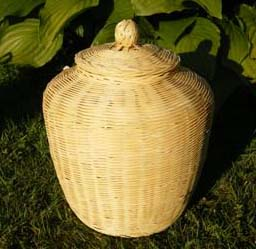 cremation ashes urn natural burial fairtrade