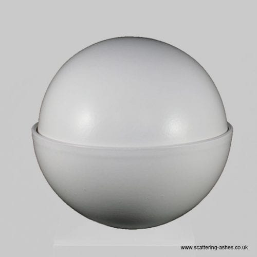 floating ball urn