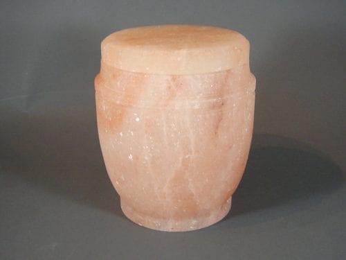 Rock Salt Water Urn