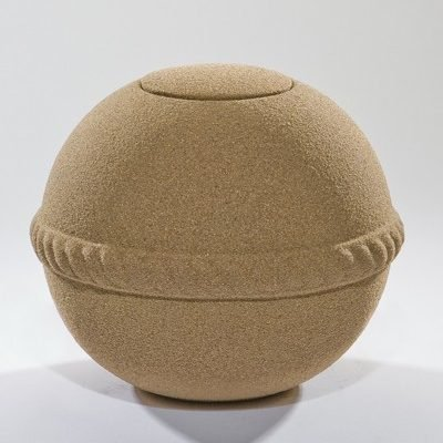 Quartz Floating Ball Urn -