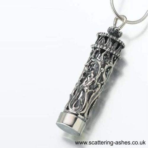 cremation pendants -Ashes into Jewellery UK