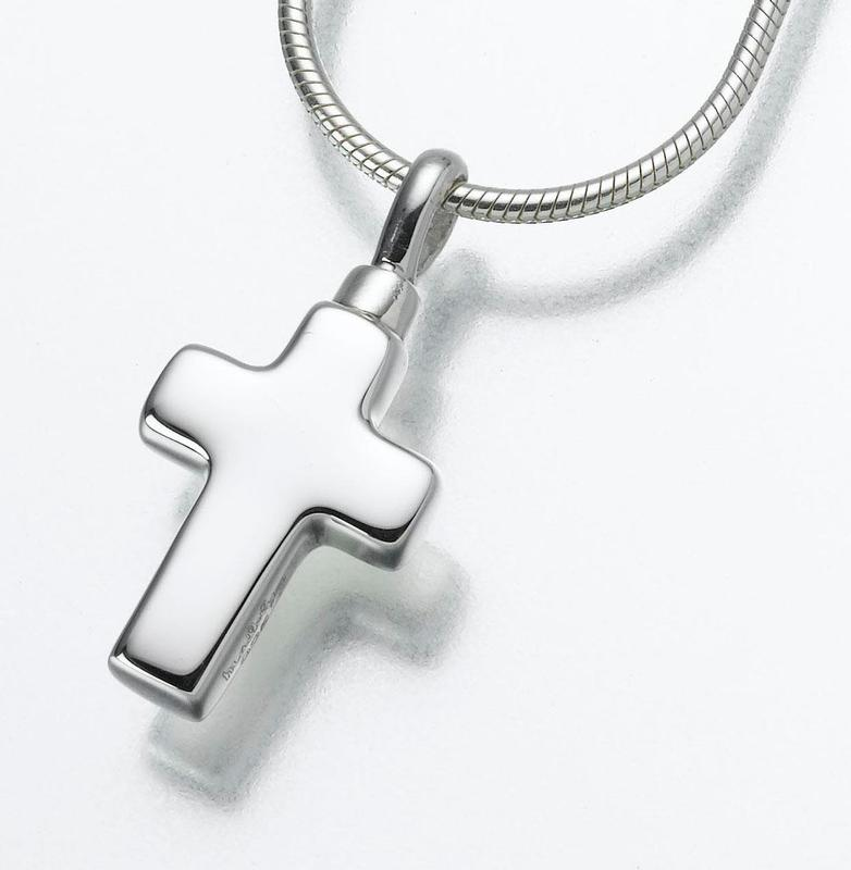 infinity swanborough jewellery product ash funerals pendant cremation
