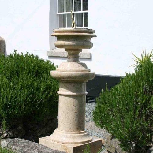 ashes garden memorial stone