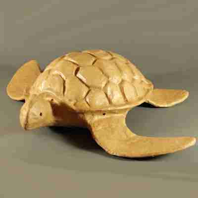 Turtle Water Urn