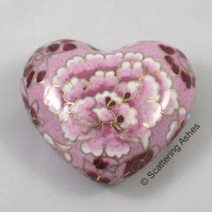 Keepsake Heart: Pink