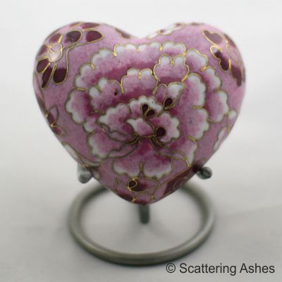 keepsake hearts ashes cremation