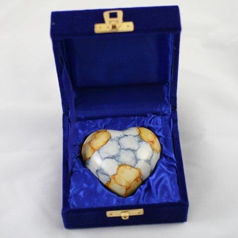 keepsake heart urns