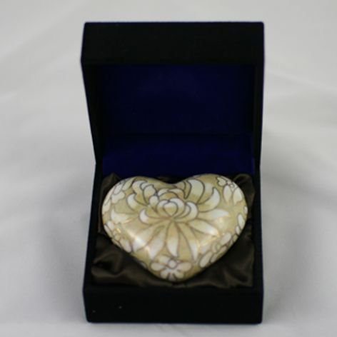 heart keepsake ashes cremation