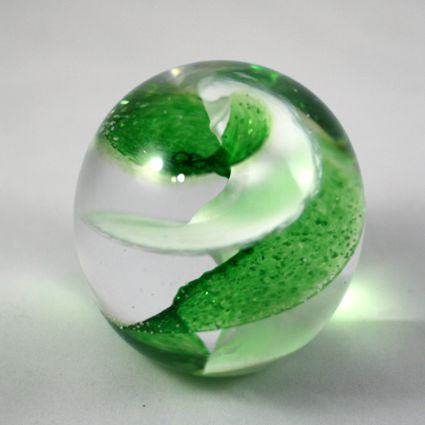 ashes to glass paperweight