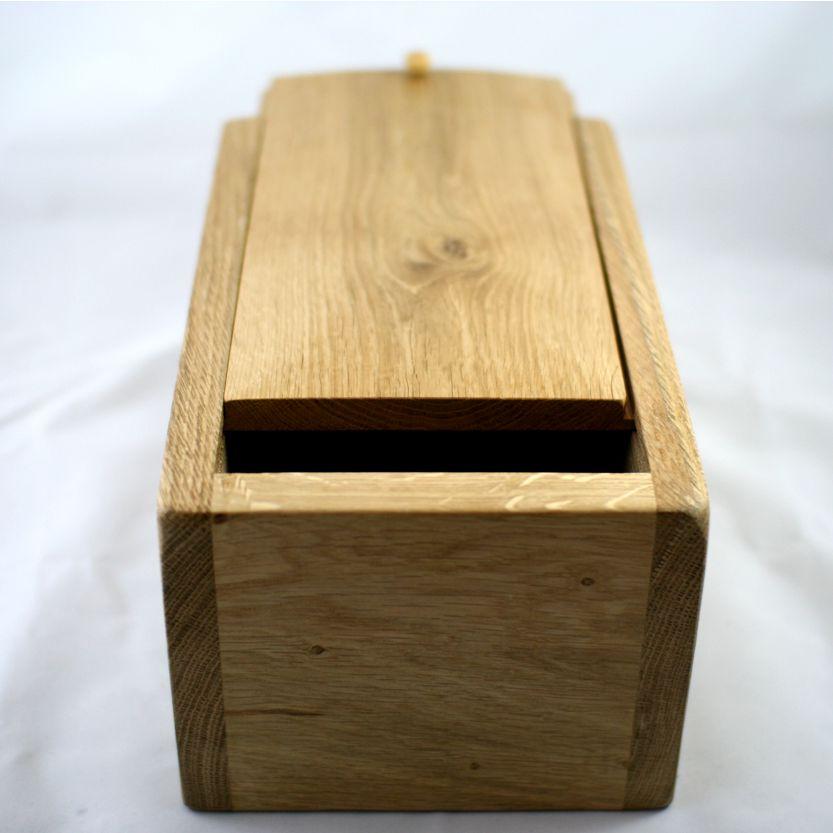 natural woodland burial urn