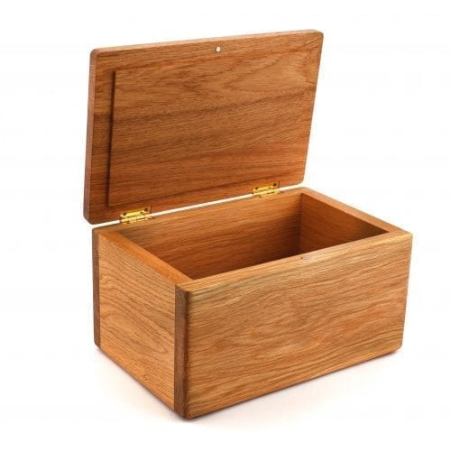 Haytor Standard-Wood-Ashes-Urn--No Bag-Dartmoor-Range