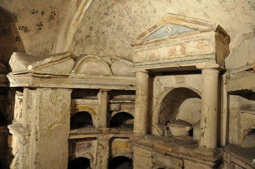 columbarium romans