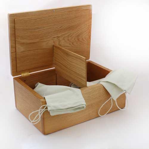Wooden Handmade Companion Urn