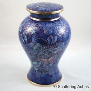 cremation urn ashes casket