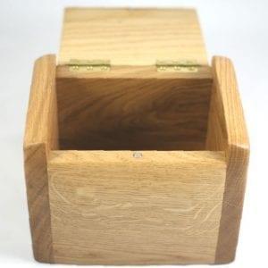 Discreet cremation keepsake urn