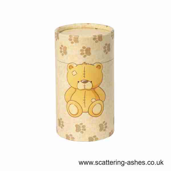 Teddy Bear Scatter Tubes