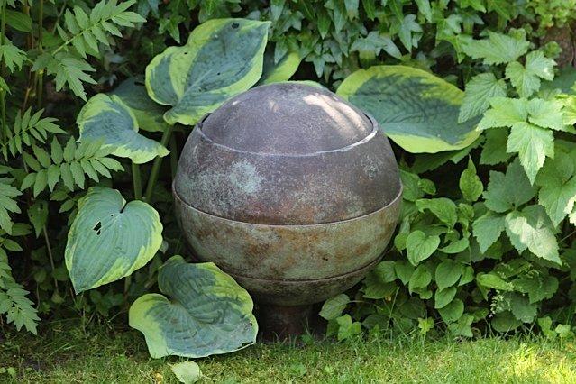 Garden Memorial Waterurn Bronze