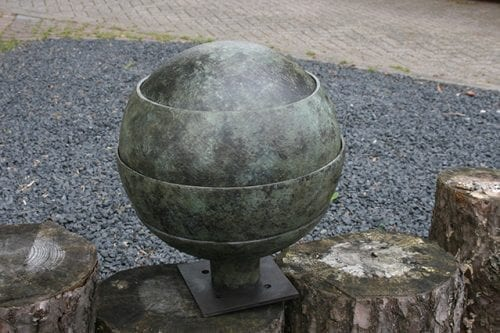 Garden Memorial Waterurn : Forest urns