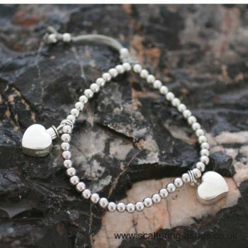 Ashes Friendship Bracelet -Ashes Friendship Bracelet - Ashes Jewellery