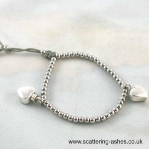 Ashes Friendship Bracelet - Ashes Jewellery