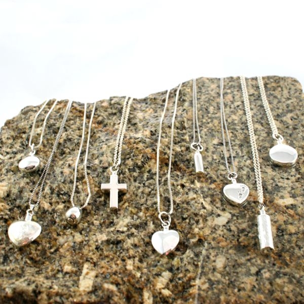 Ashes into Jewellery