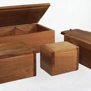 Bespoke Wooden Urn