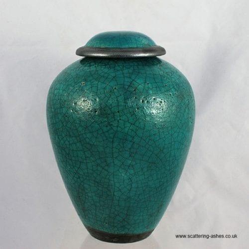 raku style urn