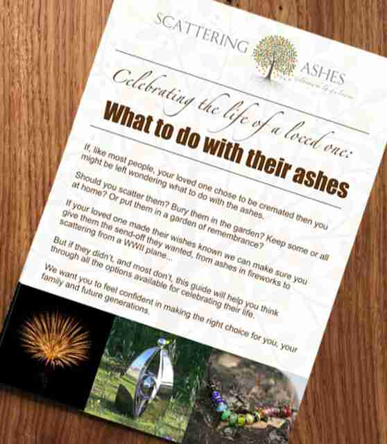 What to do with ashes - guide