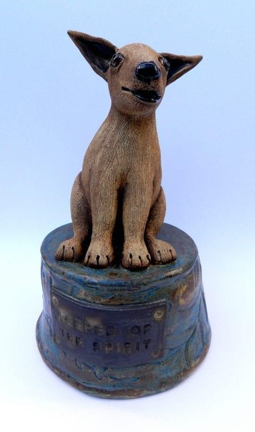 Handmade Pottery Urns