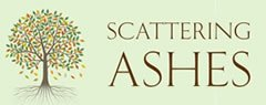 Scattering Ashes Logo- Ashes Jewellery
