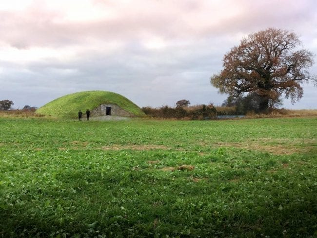 The Soulton Long Barrow