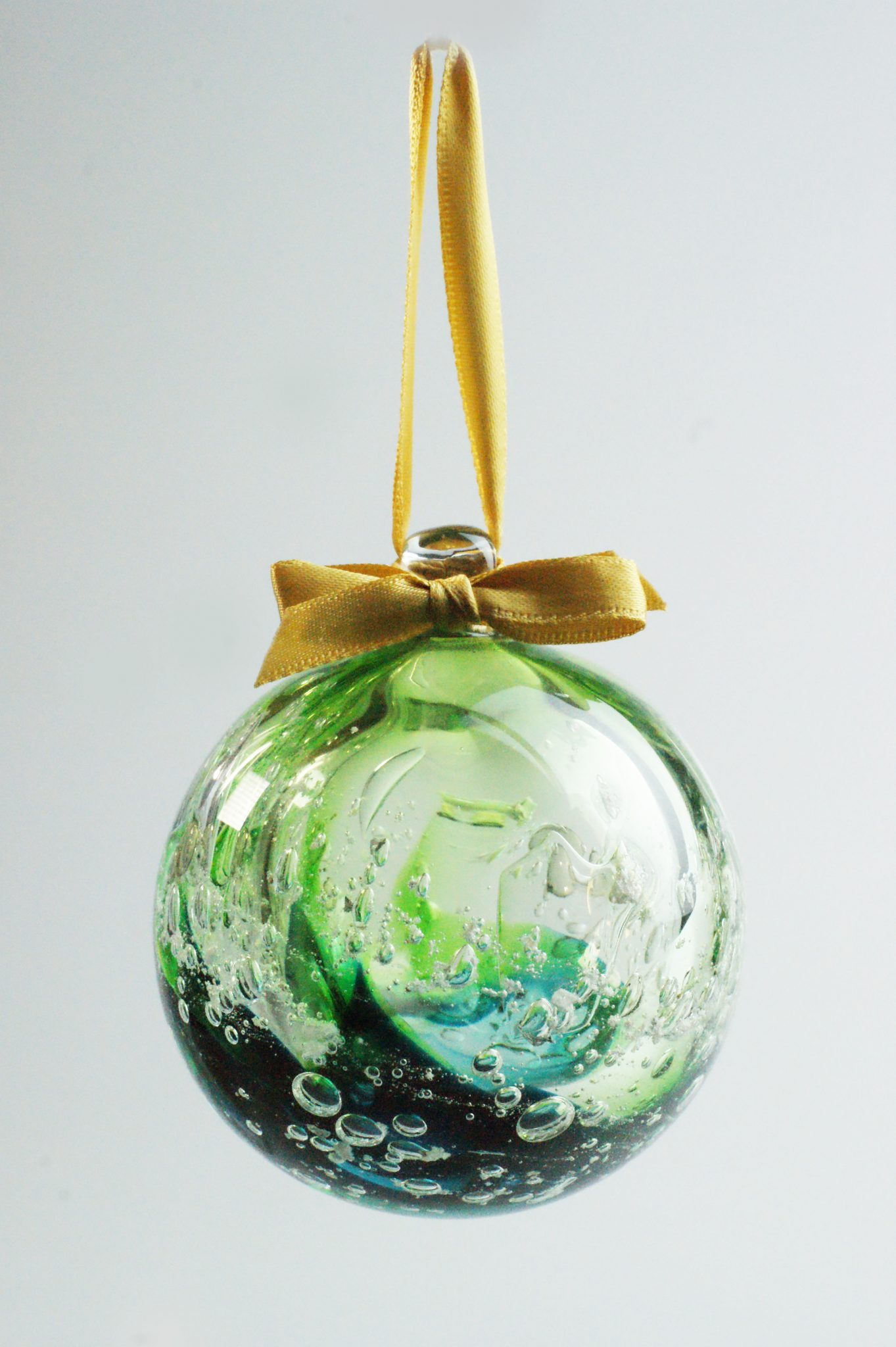 Christmas Baubles.Memorial Christmas Bauble