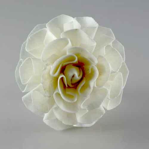 Handmade Paper Flowers Scattering Ashes Water Ceremonies