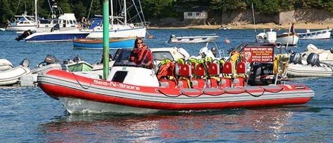 salcombe boat