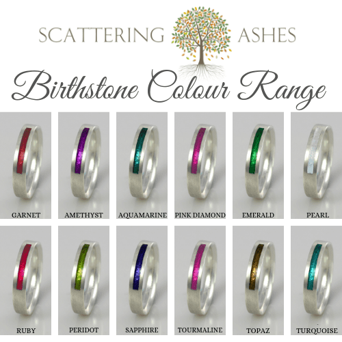 Birthstone Colour Range