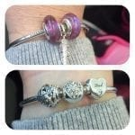 Customer Testimonial Pandora Memorial Bead
