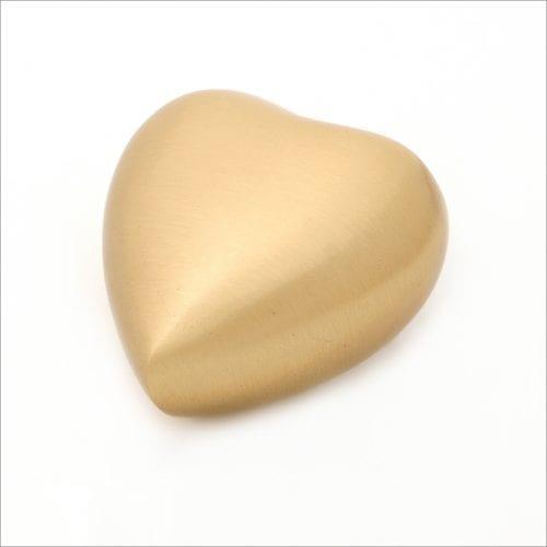 Brass Heart Keepsake