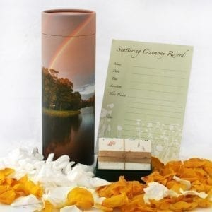Ash Scattering Ceremony Set - Standard