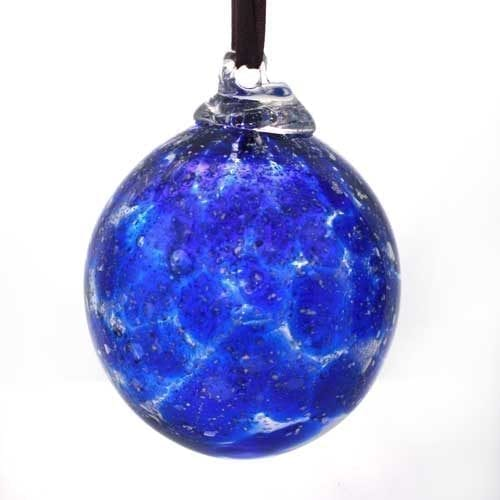 Christmas Bauble with Ashes - Yuletide
