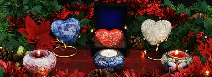 Christmas sympathy gifts