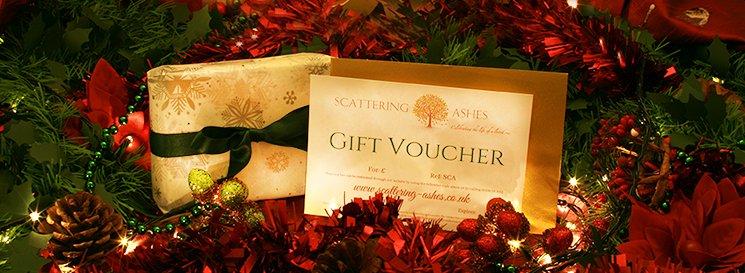 Xmas gift Voucher - Christmas Sympathy gift