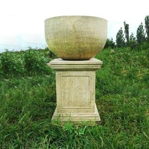 Memorial Ashes Pedestal and Planter