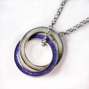 Soul's Entwined - Ashes Memorial Necklace