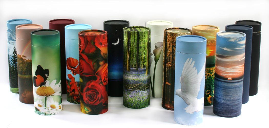 Scatter Tube / Tubes Cremation Ashes