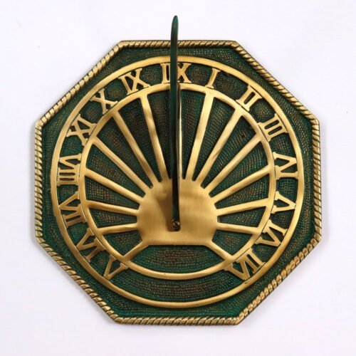 Brass Sundial for Ashes Garden Memorial